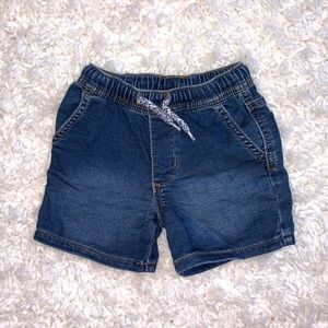 Carter Baby Boys Jean Shorts Size 12m
